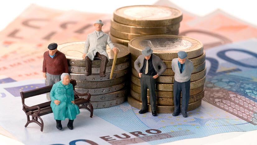 84/какая пенсия в германии