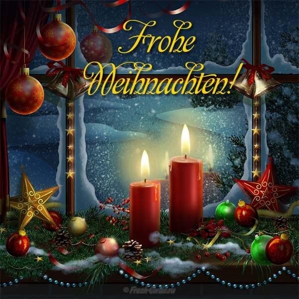 Красивое поздравление на немецком с рождеством фото 130