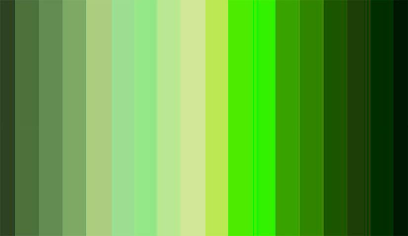 118/зеленые оттенки названия