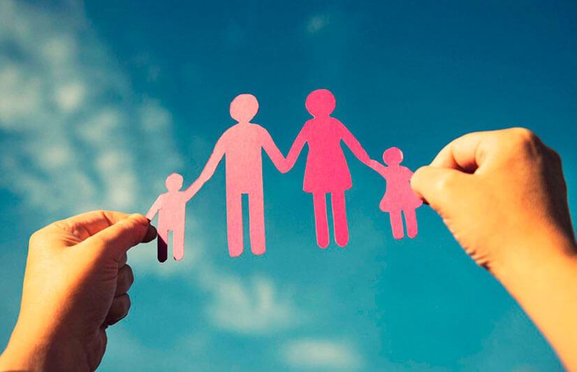 краткий рассказ о семье