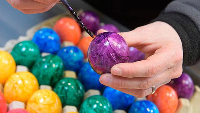 Когда яйца красить будем?