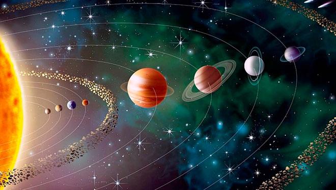 Словарный запас на тему: Космос